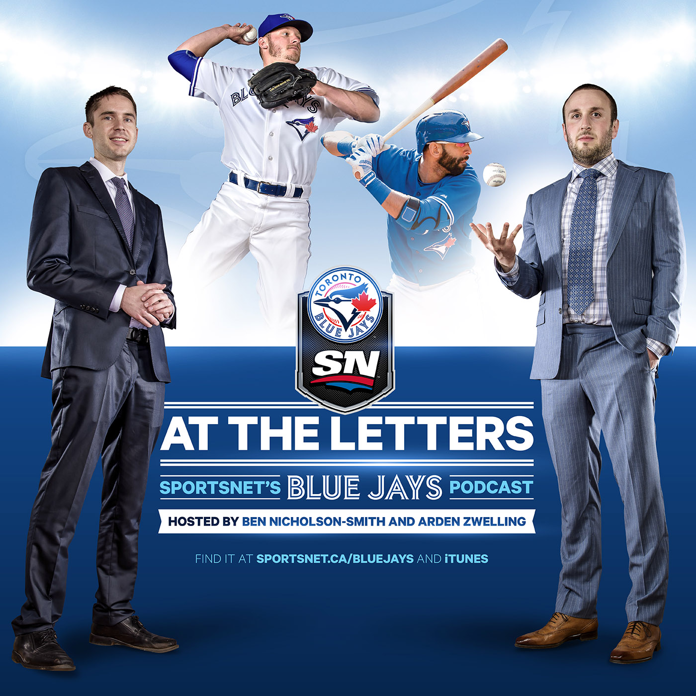 At The Letters, Sportsnet's Toronto Blue Jays podcast