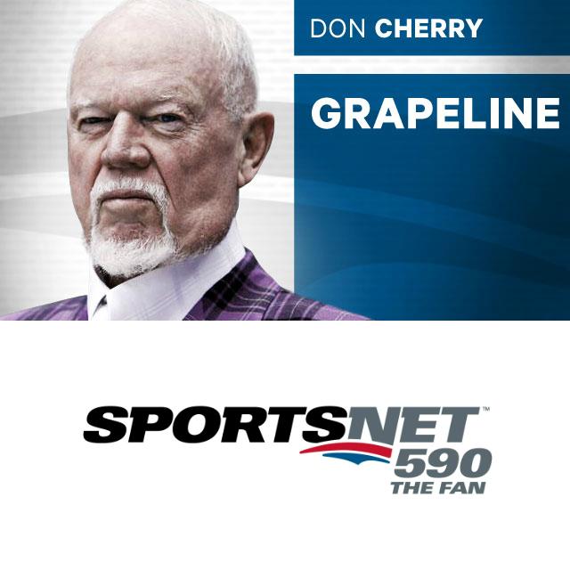 Grapeline:SPORTSNET 590 The FAN