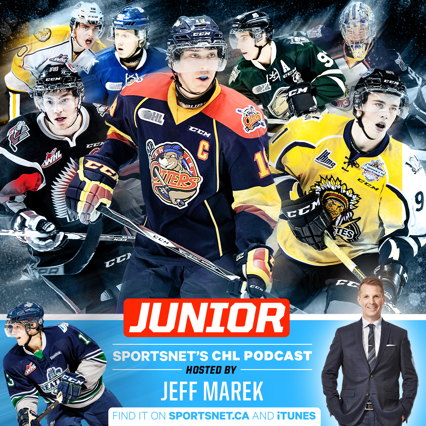 Junior, Sportsnet's CHL podcast