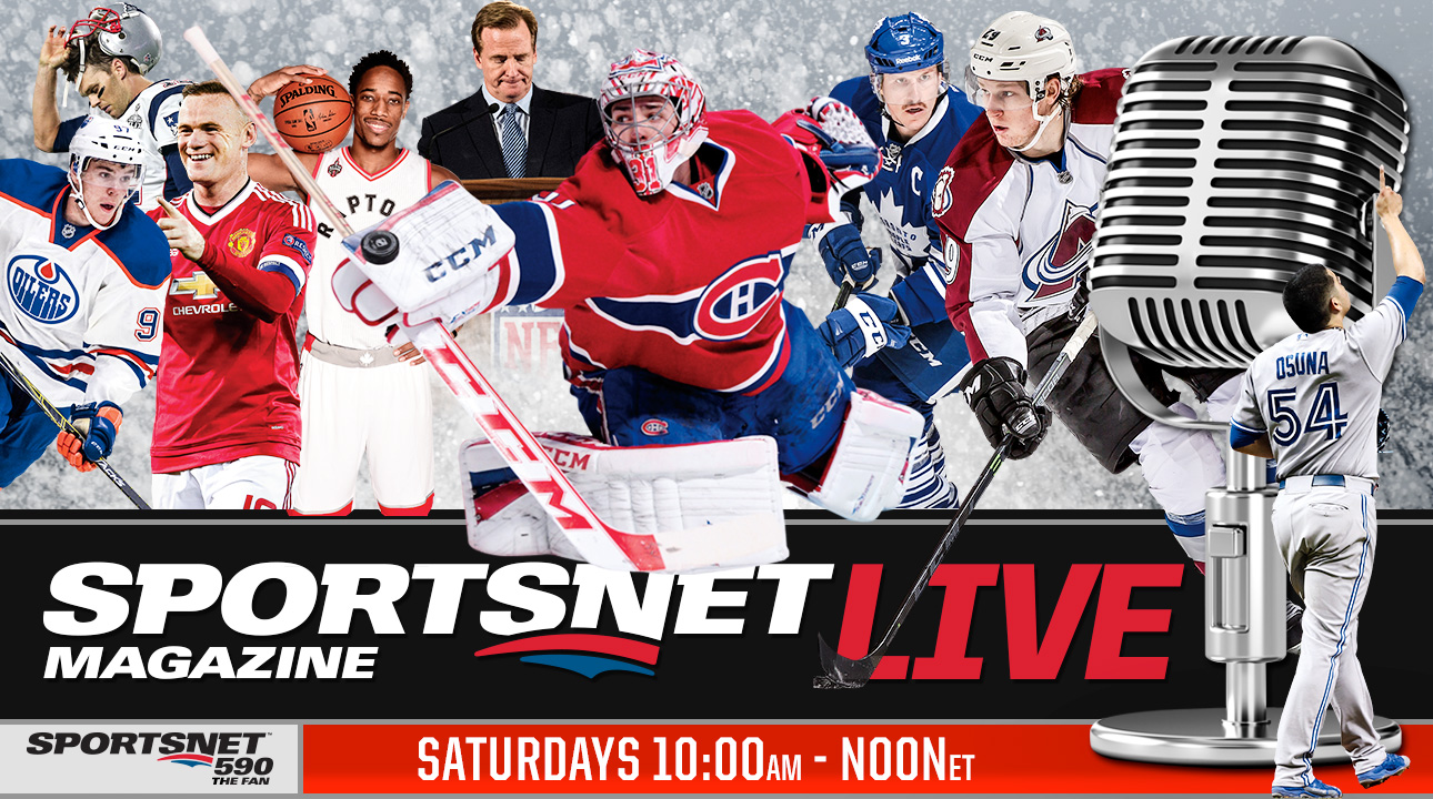 Sportsnet Magazine Live